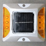 Paku Marka Solar Cell 6 Lampu